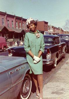 vintagegal:  Philadelphia c. 1960s