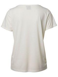 SELECTED FEMME T-Shirt Basic weiss