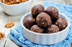 Nutrisystem provides a recipe for the chocolatey treat of your dreams with this guilt-free yet decadent Chocolate Cherry Bliss Balls recipe.