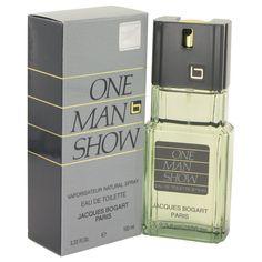 One Man Show Eau De Toilette Spray By Jacques Bogart