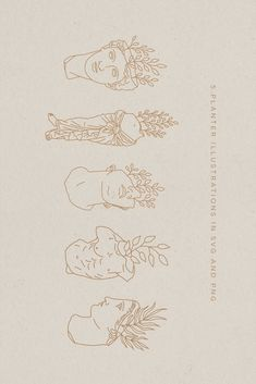 Aesthetic Greek Sculpture Line Art - This illustration set works perfectly for logo design and branding projects, website design, social - Line Art Tattoos, Tattoo Drawings, Small Tattoos, I Tattoo, Art Drawings, Happy Tattoo, Black Line Tattoo, Tattoo Shirts, Tattoo Hand
