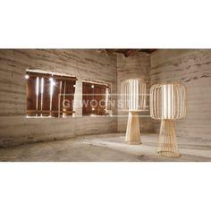 Lasfera Moolin Standing Vloerlamp | Gewoonstijl | #design #lampen #Lasfera #bamboe