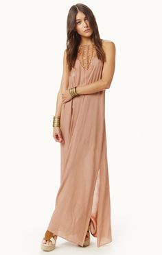 MOSCOW LONG DRESS