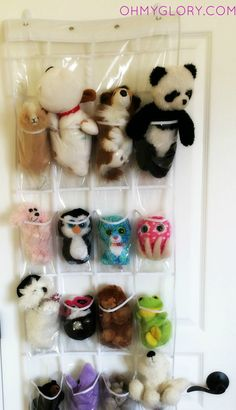 Stuff the stuffed animals away!