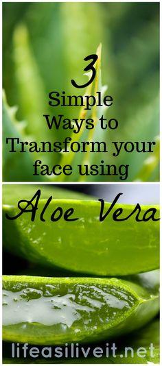 Aloe Vera Masks