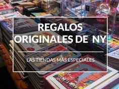 Las mejores tiendas de Nueva York para comprar recuerdos originales