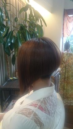 images of stacked haircuts 54 sharp and sleek a line hair cut amp colour 4904