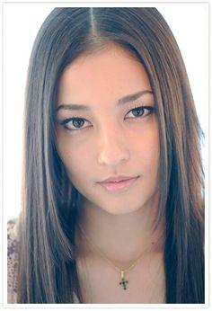 ( BEAUTIFUL WOMAN  MEISA KUROKI THAT WEAR A CROSS † 2016 )  Meisa Kuroki - .