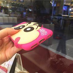 Cool Design Crayon Shin-chan 3D Protector Schutzhülle Cover iphone 5/5s, iphon6, iphone 6 plus