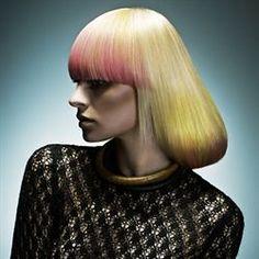hair: Rush Artistic Team makeup: Kristina Vidic styling: Magdalena Marciniak photography: Ram Shergill