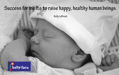 Find us on facebook: www.facebook.com/babyface.org