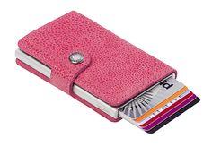 #Secrid #Miniwallet #Kartenetui #glamour #pink