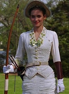 Winona Ryder as May Welland in The Age of Innocence - 1993