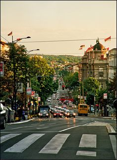 Kneza Milosa st, one of the major streets of Belgrade, Serbia, I live there Serbo Croatian, Serbian, Belgrade Serbia, Bucharest Romania, Serbia Travel, Bosnia, Macedonia, Countries Of The World, Montenegro