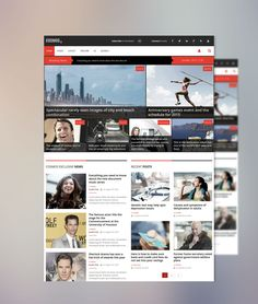 Cosmos II is a clean, modern and professionally designed responsive Joomla template suitable for news sites, blogs and magazines. Just another awesome Joomla Theme from Minitek built with the T3 Framework and Bootstrap, featuring the innovative Minitek Wall Pro.