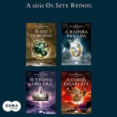 Serie os setes reinos - Pesquisa Google
