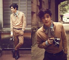My street valentine (by Vini Uehara) - Enter your Valentine's Day look at: http://lookbook.nu/vday2013