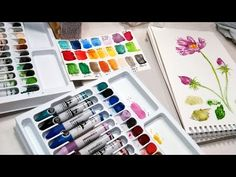Review: American Journey Watercolor Sticks   Thefrugalcrafter's Weblog