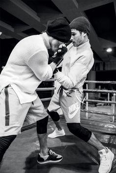 Nocaute: referências ao boxe invadem a moda