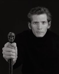 Robert Mapplethorpe, Self-Portrait, 1988