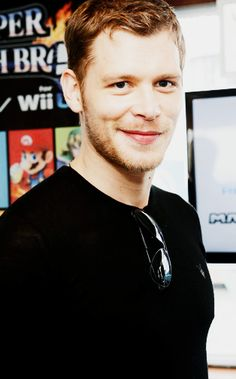 Joseph Morgan attends the Nintendo Lounge on the TV Guide Magazine Yacht