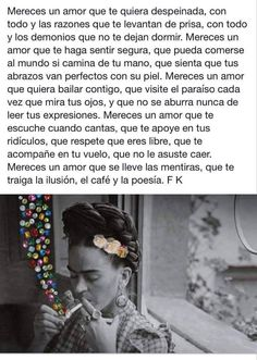 frida kahlo, mujer, frase, motivación