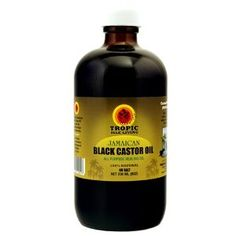 loc repair - (great for stimulating scalp and thinning hair) jamaican black castor oil... can't wait to try this on my family...especailly the hubby