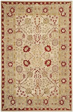 Safavieh Anatolia Collection AN589A Handmade Ivory and Light Green Wool Area Rug, 8-Feet by 10-Feet Safavieh http://www.amazon.com/dp/B00NR3EPTY/ref=cm_sw_r_pi_dp_G.HBub08MCXRG