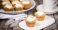 Mini semmelmuffins! Ett snabbt och enkelt sätt att göra semlor på!