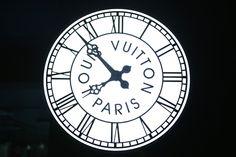 Louis Vuitton Clock