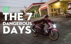 The 7 Dangerous Days   Thailand's Annual Road Death Crisis   Coconuts TV