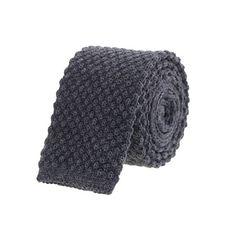 Bubble knit tie - knit ties - Men's ties & pocket squares - J.Crew