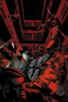 Batman and The Court of The Owls