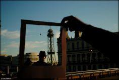 #Barcelona #Port #Hat #Anonimous #Street #LaietaLittleL #Photography #Nikon