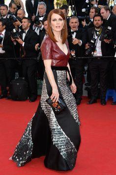 2014 - Julianne Moore in Louis Vuitton
