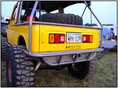 Nice Tail Light and Turn Signal Assembly