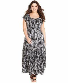 Exclusivos vestidos largos para gorditas | Vestidos casuales