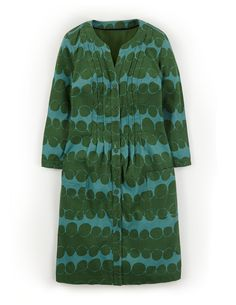 Boden dress! Love the colour and print.