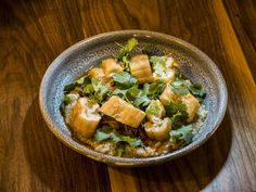 New Restaurant Chinese Tuxedo Opens Downtown: Congee