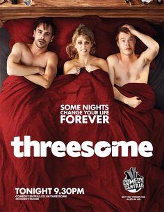 Hay extrañas parejas, pero extraños tríos como este, pocos #threesome