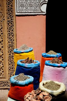 Moroccan Spices !