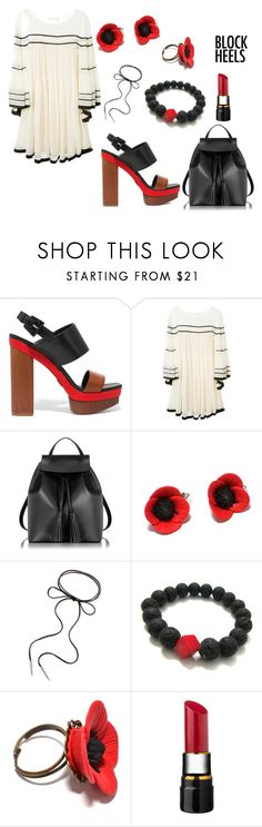 """""""simple chichy"""" by lisa-elijah on Polyvore featuring Michael Kors, Chloé, Le Parmentier and Kendra Scott"""