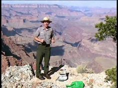 In this Ranger Minute, Park Ranger Joseph Felgenhauer describes a simple way to remember how the Grand Canyon was shaped over time: D.U.D.E.    The letters stand for: Deposition, Uplift, Down cutting and Erosion