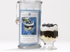 Our Blueberry Vanilla Jewelry Candle is the scent of sweet blueberries mixed with rich vanilla make this scrumptious smelling candle scent! If you love the smell of blueberries and Vanilla, you'll love this Jewelry Candle!     Each Jewelry Candle comes with a hidden jewel within it that has a value from $10 to $7500!  You could get a ring, bracelet, anklet, pendant or necklace inside your Jewelry Candles!  What will you find in your Jewelry Candle ?!