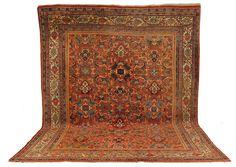 Tappeto persiano Mahal Sarough, inizio XX secolo  from Cambi Casa d'Este