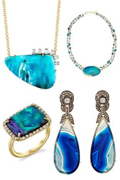 Gems, baubles and more for Fall!