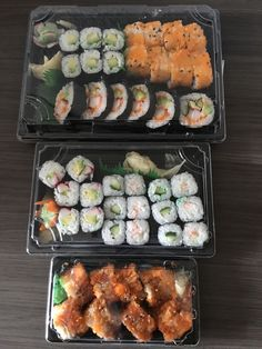 Sushi Recipes, Veggie Recipes, Asian Recipes, Healthy Recipes, Think Food, Love Food, Tumblr Food, Food Goals, Recipes From Heaven