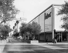 Buffum's Department Store, no longer in California, fond memories here!