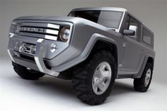 Ford Bronco — The Ford Bronco is a sport utility vehicle that was produced from 1966 to 1996, with five distinct generations. Broncos can be divided into two categories: early Broncos (1966–77) and full-size Broncos (1978–96).