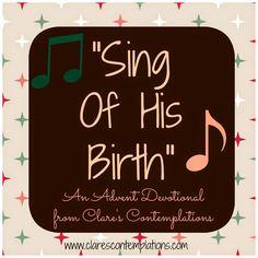 Devotionals based on Christmas carols!